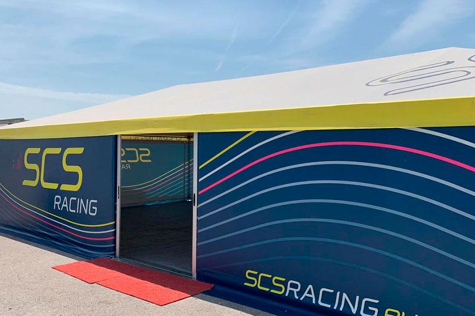 GSR νέο αγωνιστικό paddock!