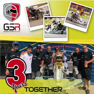 Read more about the article 3 Years GSR Team 7/9